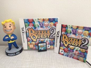 Puzzle Quest 2 - NDS (beg)