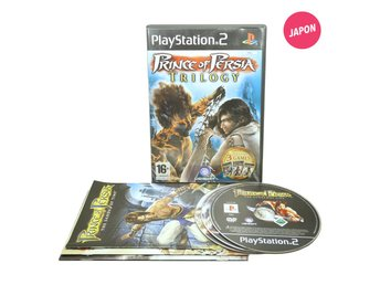 Prince of Persia Trilogy  (EUR / PS2)