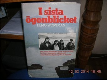 I SISTA ÖGONBLICKET, ELMO WORTMAN