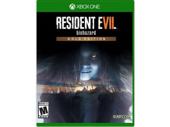 Resident Evil VII(7): Biohazard - Gold Edition - Xbox One