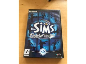 The SIMS - Makin' magic - expansions pack