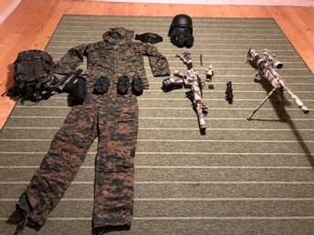 Airsoft kit: