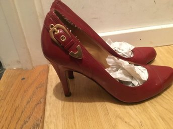 Nine West Red Pump in Size EUR 37