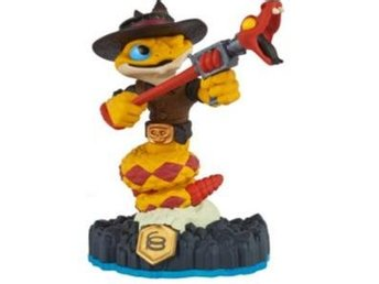 Wii PS3 PS4 mm Skylanders Swap Force Skylander Figur - Rattle Shake
