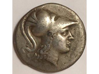 GREKLAND - SIDE - Tetradrachm