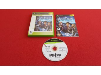 HARRY POTTER PRISONER OF AZKABAN till Xbox
