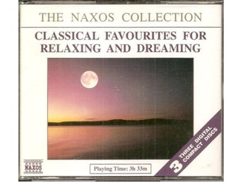 CLASSICAL FAVOURITES FOR RELAXING AND DREAMING - 3 CD BOX