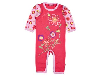 ny metoo 62=3-6 mån overall baby suit sparkdräkt