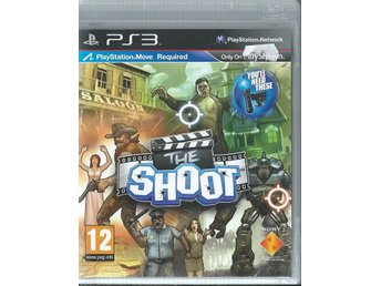 THE SHOOT - PLAYSTATION MOVE SPEL !  ( PS3 SPEL )