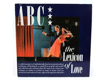 ABC - The Lexicon Of Love 6359 099 LP 1983
