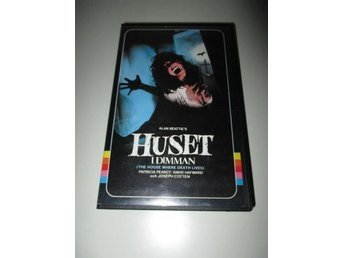 Huset i dimman /Extrem svår vhs/Continental video/J. Cotten