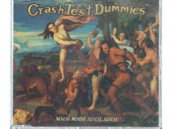 CRASH TEST DUMMIES -MMM MMM MMM MMM ( CD MAXI/SINGLE )