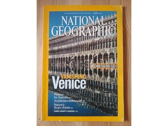 National Geographic August 2009