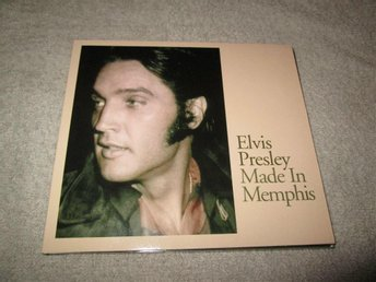 ELVIS PRESLEY - MADE IN MEMPHIS  FTD-UTGÅVA 2006, ROCKABILLY, COUNTRY, POP