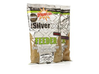 Silver X Silver X Feeder Explosive Mix 1kg - Sölvesborg - Silver X Silver X Feeder Explosive Mix 1kg - Sölvesborg