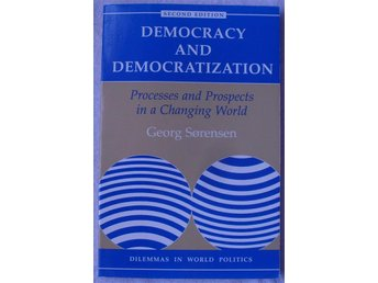 Democracy and democratization in a changing world