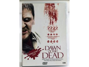 DVD Dawn of the Dead - DIRECTORS CUT - Hässelby - DVD Dawn of the Dead - DIRECTORS CUT - Hässelby