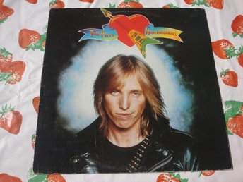 TOM PETTY and the HEARTBREAKERS - DERAS FÖRSTA LP 1976
