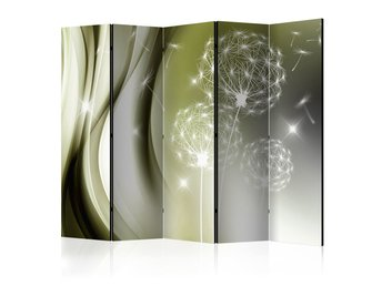 Rumsavdelare - Green Gentleness II Room Dividers 225x172