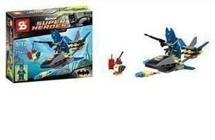Ny! Super Hero Batman set