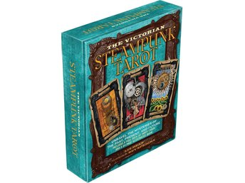 Victorian steampunk tarot - unravel the mysteries of the 9781782491118
