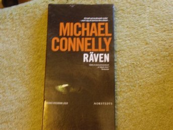 Räven - Michael Connelly, 11 cd, uppläsare Magnus Roosmann