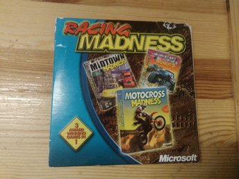 Racing Madness PC game
