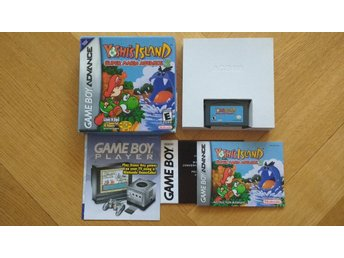 GBA/Game Boy Advance: Yoshi's Yoshis Island