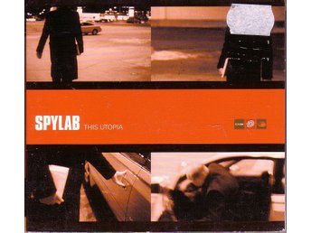 Spylab-This Utopia / CD i digipack