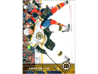 2015-16 Upper Deck 264 Matt Beleskey Boston Bruins