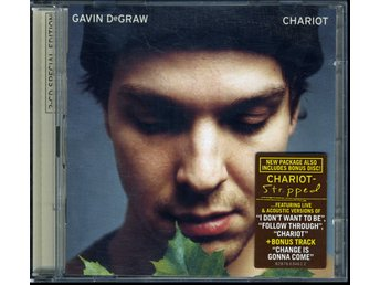 GAVIN DeGRAW (M-) – Chariot / Stripped / 2 x CD / Special Edition