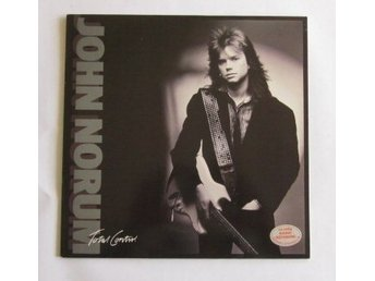 John Norum (Europe/Madison/220 Volt) -Total control LP 1987
