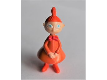 mini Figur  MYMLAN  Orange klänning   (MUMIN)