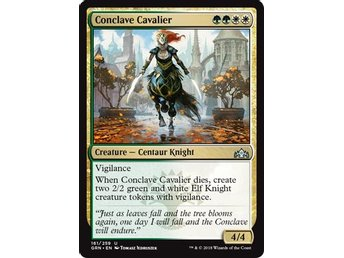 Conclave Cavalier - Magic The Gathering
