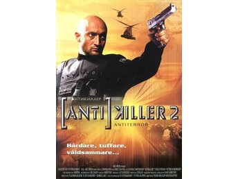 DVD - [Anti]Killer 2 - Antiterror (Beg)