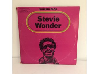 Stevie Wonder - Looking Back  Trippel Lp