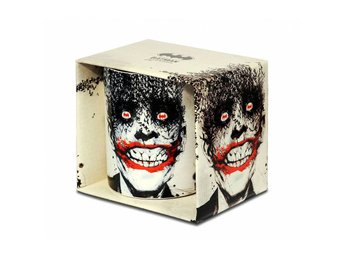 Do you want to know how I got these scars? Joker mugg Licensierad och ny!