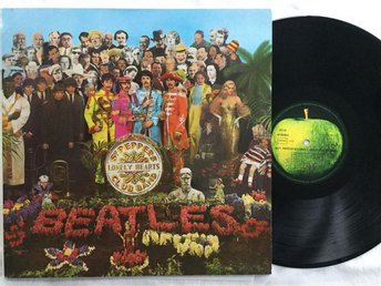 Beatles-Sgt Peppers lonely hearts club band TOPPEX
