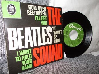 EP  The Beatles' Sound