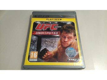 UFC 2009 Undesputed till Playstation 3