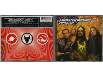 MONSTER MAGNET - Powertrip CD