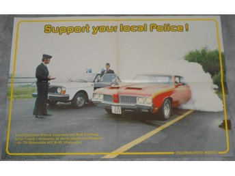 Colorod Support your local Police