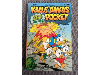 Kalle Ankas pocket nr 130