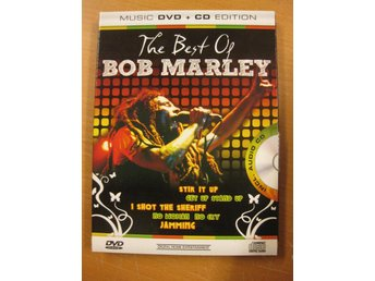 THE BEST OF BOB MARLEY  - MUSIC DVD + CD EDITION (CD + DVD)