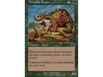 MTG-kort: Thresher Beast [Prophecy] - Hova - MTG-kort: Thresher Beast [Prophecy] - Hova