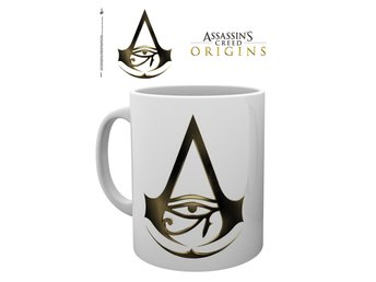 Mugg - Spel - Assassins Creed Origins Logo (MG2493)