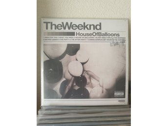 The weekend house of balloons