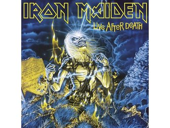 Iron Maiden: Live after death (2 Vinyl LP)