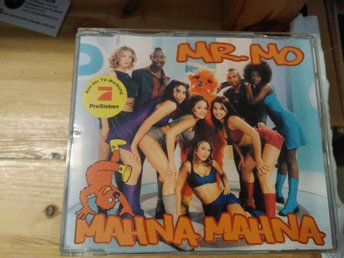 Mr. Mo - MahNaMahNa, CDs
