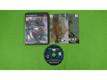 Zone of Enders KOMPLETT  PS2 Playstation 2